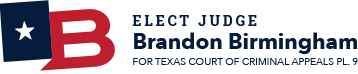 Judge Brandon Birmingham