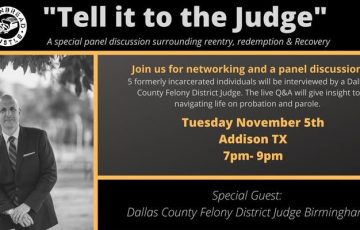 """""""Tell It To The Judge,"""" Tuesday at 7. Plus free pizza."""