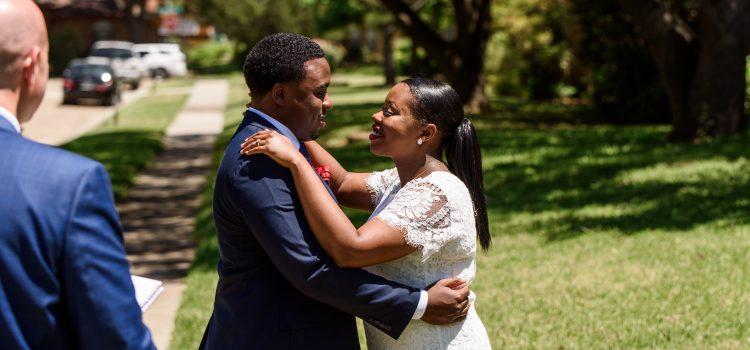 I Now Pronounce You Husband and Wife